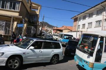Hay 57.026 vehículos registrados en Sucre de 70.000 que circulan