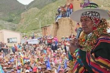 Evo sobre el conflicto con Potosí: No hay nada que dialogar con Comcipo