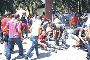Los yihadistas llevan su guerra a Turquía