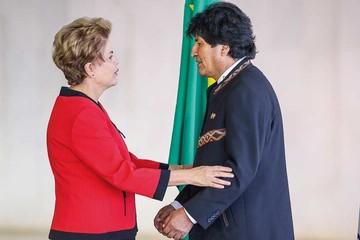 Bolivia, miembro pleno del bloque más poderoso y  a la vez decaído