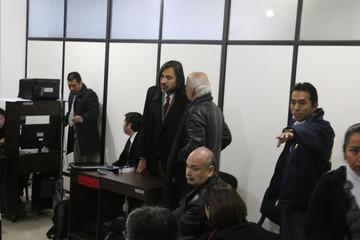 Juez cautelar reinstala audiencia de Carlos Chávez y Alberto Lozada