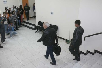 Según el Ministerio Público, los acusados se contradicen
