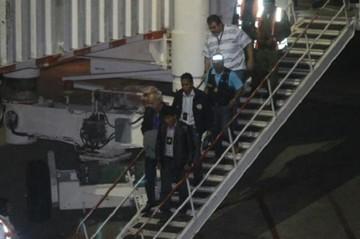 Carlos Chávez ya está en Santa Cruz para ser enviado a Palmasola