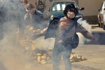 Jornada violenta en La Paz aleja el diálogo entre Gobierno y Comcipo