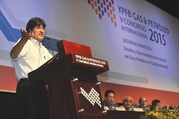 Bolivia cifra su esperanza en la exploración de gas