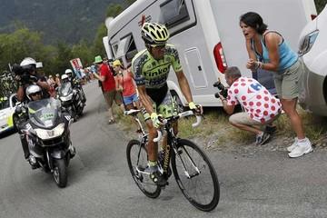 Sorpresa en el Tour de Francia