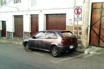 Sancionan a conductores infractores