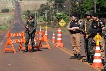 Brasil lanza operativo contra el crimen en frontera con Bolivia