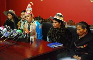 Organizaciones sociales del norte de Potosí advierten con cercar la capital potosina