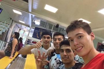 El raquetbol asegura dos medallas para Bolivia