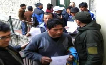 Liberan a cuatro de los 51 potosinos detenidos tras los hechos violentos del miércoles