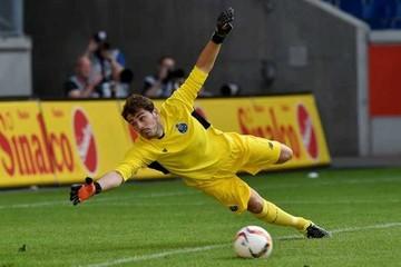 Casillas sufre dos goles