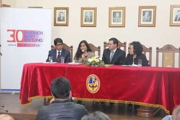 Conflictividad en Bolivia, nueva producción