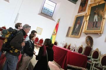 Casa de la Libertad acogió a más de 2.000 turistas