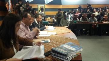 Diálogo: Comcipo y Gobierno se reúnen en La Paz