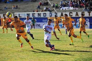 Tigre y Real Potosí se juegan la clasificación