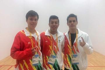 Bolivia firma buena campaña en los Juegos