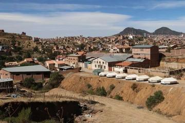 Barrio San Luis: Vecinos afectados están molestos
