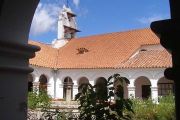 Prahs inicia obras en el convento de Santa Teresa