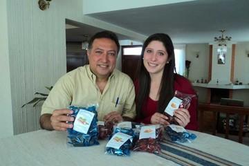 Caramelos artesanales, una empresa familiar con proyección