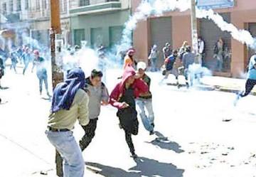 Cochabamba: Al menos 30 detenidos en la UMSS