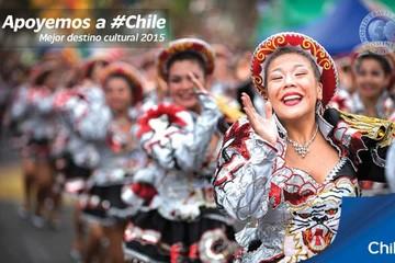 Chile exhibe danzas bolivianas en spot