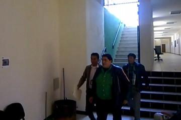 Pablo Salomón es aprehendido en Sucre por orden de la Fiscalía