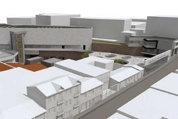 Es incierta la construcción del centro cultural de La Sombrerería