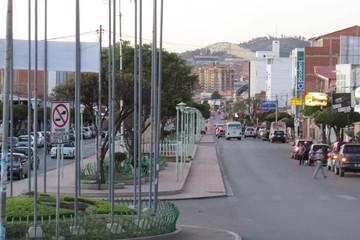 El lunes, 6.000 militares ensayarán en Sucre para la gran Parada Militar