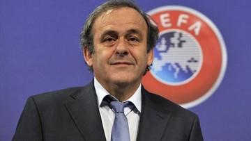 Platini, candidato oficial
