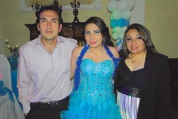 Los felices 15 años de Gabriela