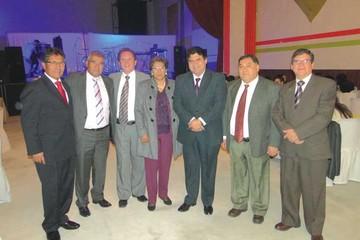 Festejando el Día del Auditor Boliviano