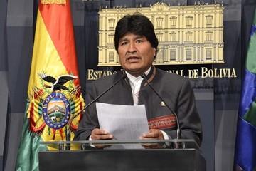 Morales niega condicionamiento de Bolivia para restablecer relaciones con Chile