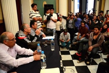 Consejo Universitario de San Simón aprueba acuerdo para dar fin a conflicto