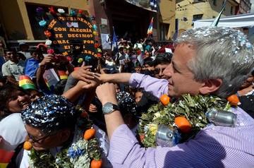 Vicepresidente pide unidad y prosperidad en el mes de Madre Tierra