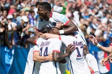 PSG no tiene rival en Francia