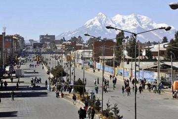 El Alto inicia actos de homenaje a los 190 años de la creación de Bolivia