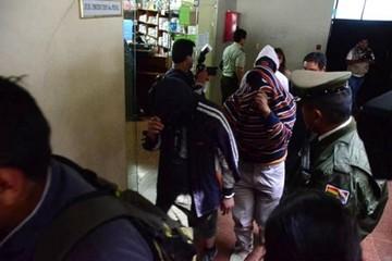 Sentencian a cinco ex policías por violación de discapacitada en Cochabamba