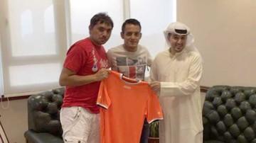 Campos jugará en Kuwait