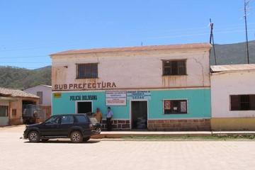 Muyupampa rechaza el traslado de juzgado