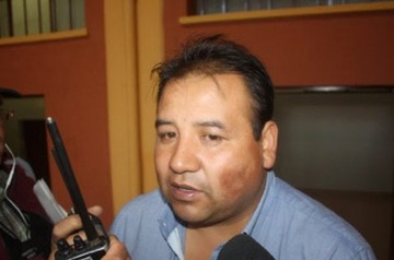 Marco Ortega pasa de presidente interino de la Liga a titular