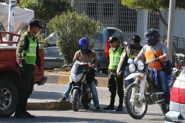 86 motos sin placa fueron retiradas de circulación