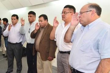 Ortega, ratificado  como presidente  de la Liga