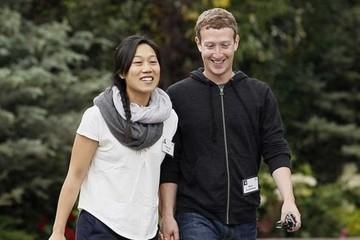 Mark Zuckerberg anuncia que será padre de una niña