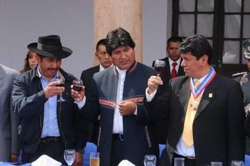 El Cónsul de Chile habló sólo de turismo en Sucre