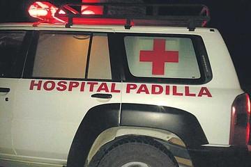 Dos personas mueren atropelladas en la ruta Padilla - Sucre