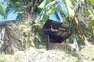 Abandonado, otro proyecto del Fondioc en La Paz