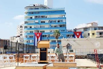 Kerry comienza en Cuba nueva etapa diplomática
