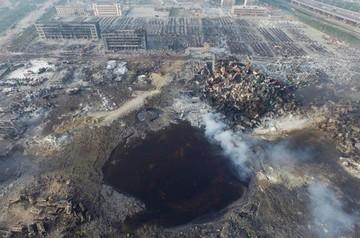 Más explosiones y temor a polución química prolongan la tragedia en Tianjin