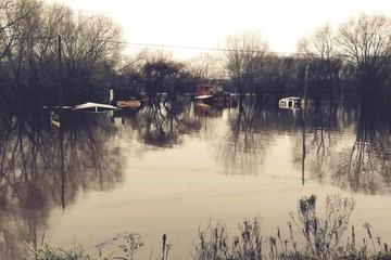 Regresó el buen tiempo a zonas inundadas de la provincia de Buenos Aires